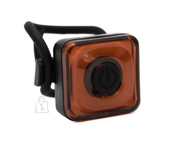 Mactronic Reddy 1.1 Jalgratta tagumine lamp, 20lm, akuga Li-ion 3,7 V 240 mAh