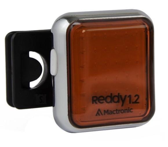 Mactronic Reddy 1.2 Jalgratta tagumine lamp, 60lm, akuga 500mAh