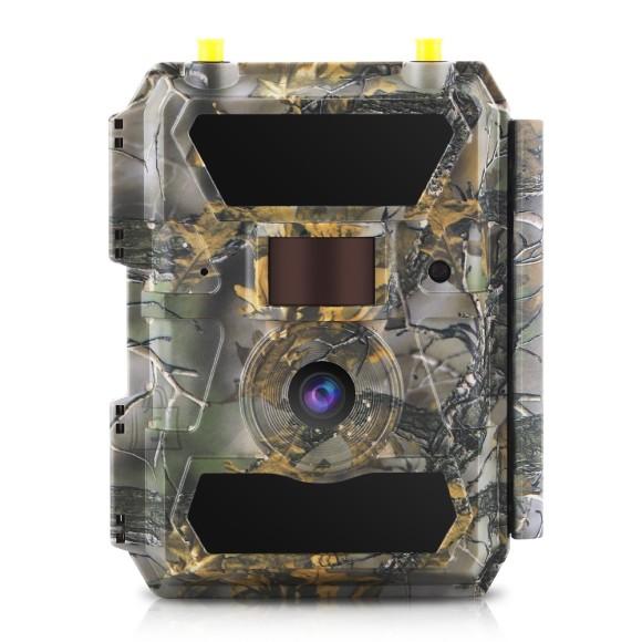 Bushwhacker 4G LTE rajakaamera, nähtamatu IR LED 940nm