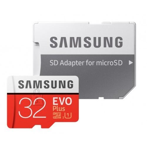 Samsung 32GB MicroSD Samsung 95/20 + adapter