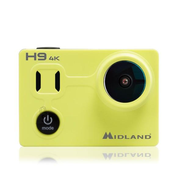 Midland Midland H9 - 4k UHD Seikluskaamera WiFi-ga, puldiga