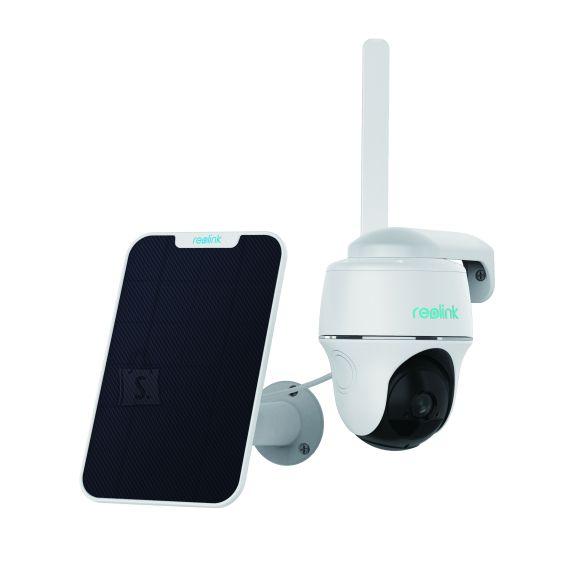 Reolink Reolink Go PT 4G/LTE juhtmevaba akuga turvakaamera pööratav 355° Pan & 140° Tilt, Starlight sensor + Päikesepaneel
