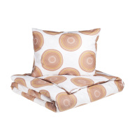 Puuvillane voodipesukomplekt 220x210 cm + 2 padjapüüri 50x60 cm