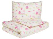 Laste voodipesukomplekt 110x140 cm + padjapüür 60x50 cm