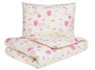 Laste voodipesukomplekt 102x120 cm + padjapüür 60x40 cm