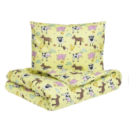 Laste voodipesukomplekt 110x140 cm + padjapüür 50x60 cm