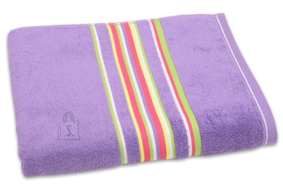 Froteerätik violett 90x150 cm