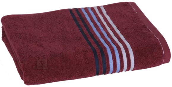 Froteerätik punane 90x150 cm