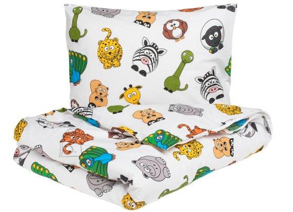 Laste voodipesukomplekt 110x140 cm + padjapüür 60х50 сm