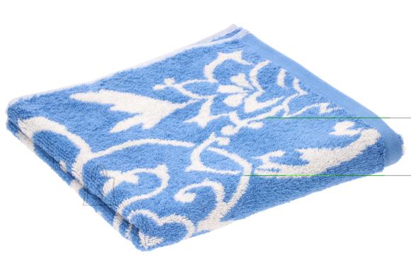 Tekstiilikompanii Froteerätik 50x70 cm, ORNAMENT sinine