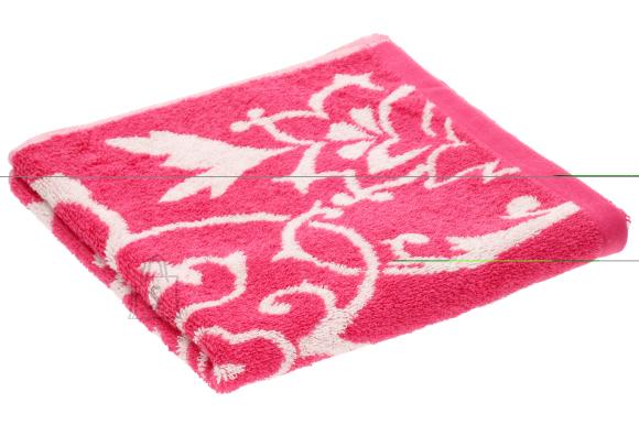 Tekstiilikompanii Froteerätik 50x70 cm, ORNAMENT vanaroosa