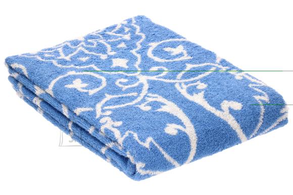 Tekstiilikompanii Froteerätik 70x140 cm, ORNAMENT sinine