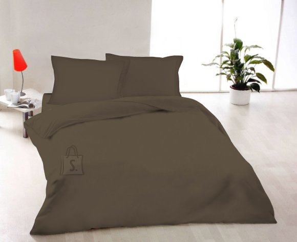 Tekstiilikompanii Voodipesukomplekt satään 150x210/50x60 cm, MOCCA