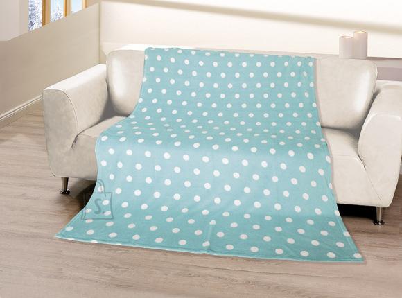 Tekstiilikompanii Pleed 150x200 cm, TÄPP sinine