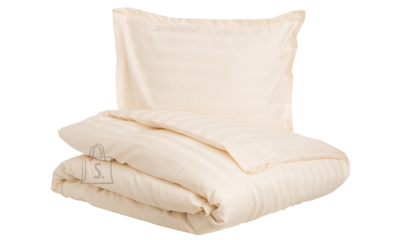 Tekstiilikompanii Padjapüür triip-satään 60x80 cm, HOTEL CLASSIC soft cream