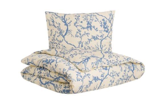Tekstiilikompanii Voodipesukomplekt satään 220x210 / 2 tk 50x60 cm, CHINA sinine
