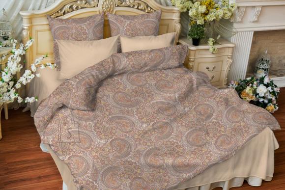 Tekstiilikompanii Voodilina 220x240 cm, SAHARA beež