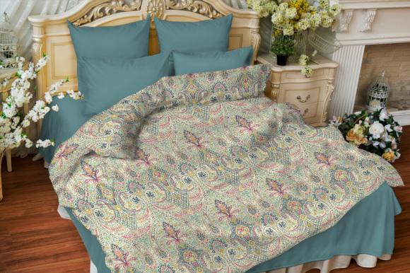 Tekstiilikompanii Voodipesukomplekt 150x210 /50x60 cm, MUMBAY