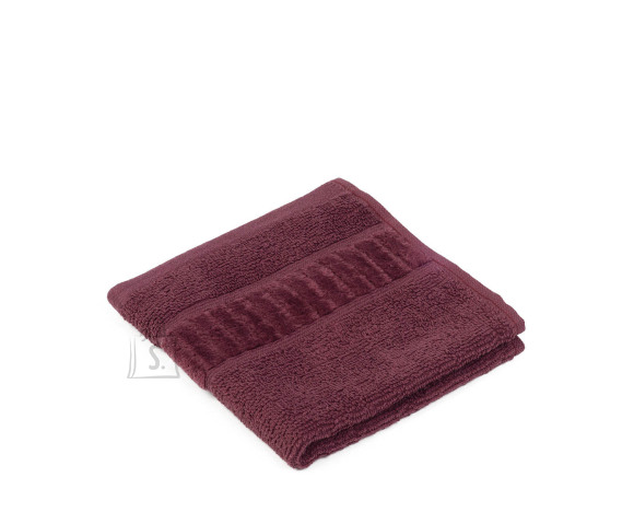 Tekstiilikompanii Froteerätik 70x140 cm, BIO puuvill, ploomililla