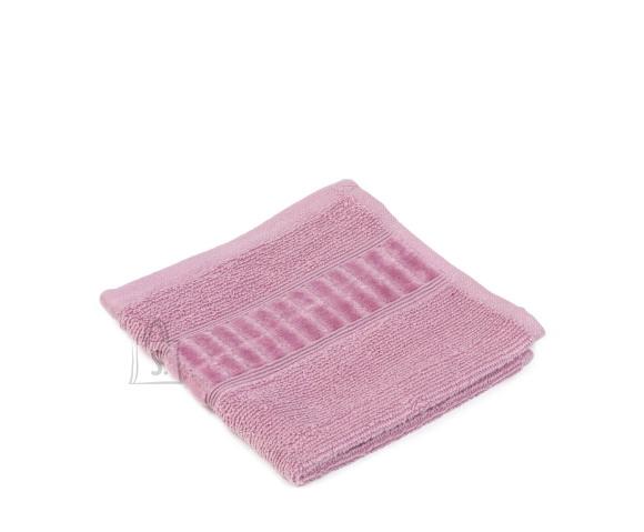 Tekstiilikompanii Froteerätik 100x150 cm, BIO puuvill, vanaroosa