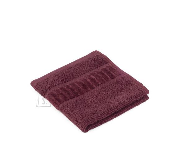 Tekstiilikompanii Froteerätik 100x150 cm, BIO puuvill, ploomililla