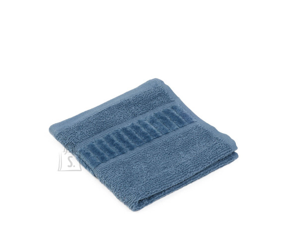 Tekstiilikompanii Froteerätik 100x150 cm, BIO puuvill, denim sinine