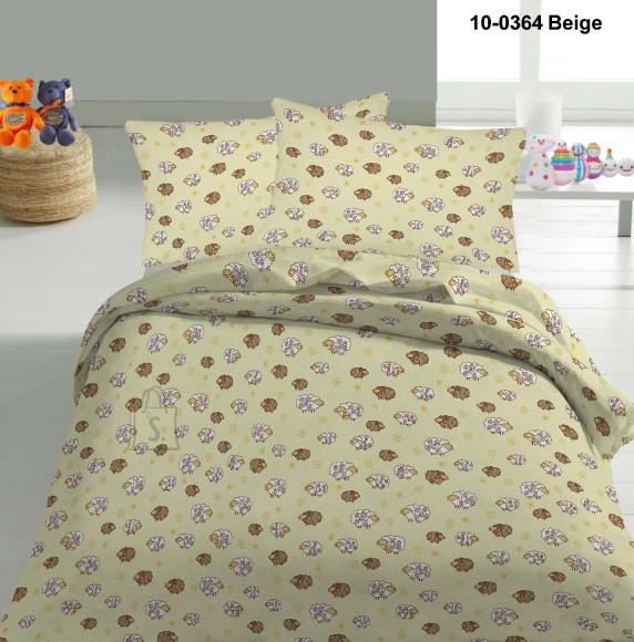 Tekstiilikompanii Voodipesukomplekt LAMMAS 110x140 cm / 50x60 cm, beež