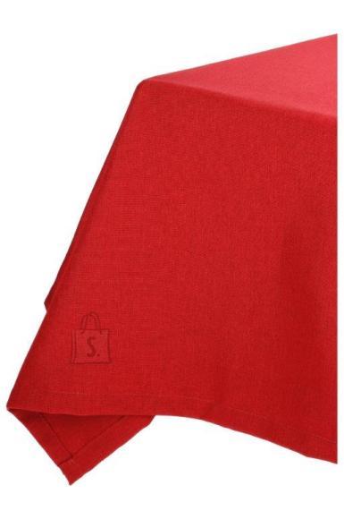 Tekstiilikompanii Laudlina vetthülgav MILANO 130x220 cm, karmiinpunane