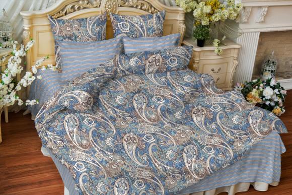 Tekstiilikompanii Voodipesukomplekt 220x210 / 2x 50x60 cm/ INFINITY