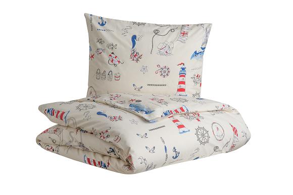 Tekstiilikompanii Laste voodipesukomplekt 110x140 cm / 50x60 cm, MERI
