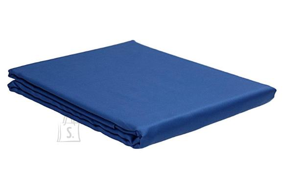 Tekstiilikompanii Voodilina puuvill-satään 150x240 cm, sinine