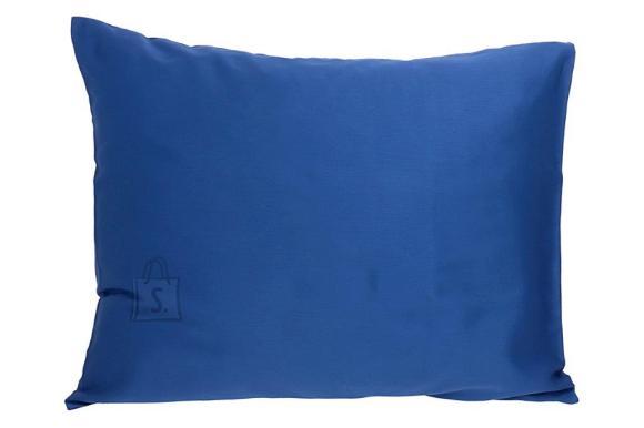 Tekstiilikompanii Padjapüür puuvill-satään 60x80 cm, sinine