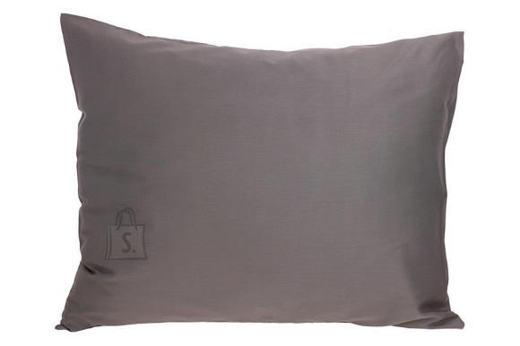 Tekstiilikompanii Padjapüür puuvill-satään 50x70 cm, tumehall