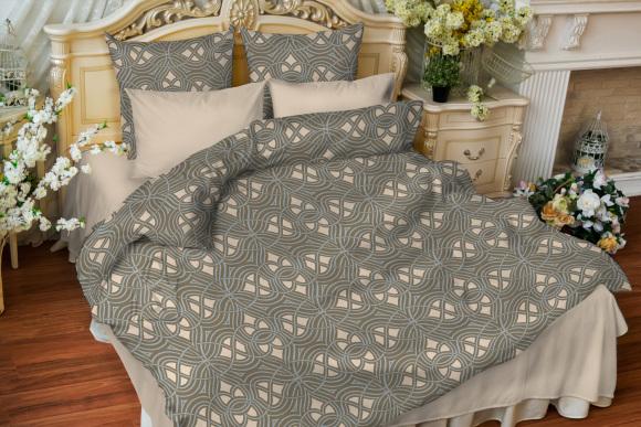 Tekstiilikompanii Voodipesukomplekt puuvill 220x210 / 2x50x60 cm, SOMMA