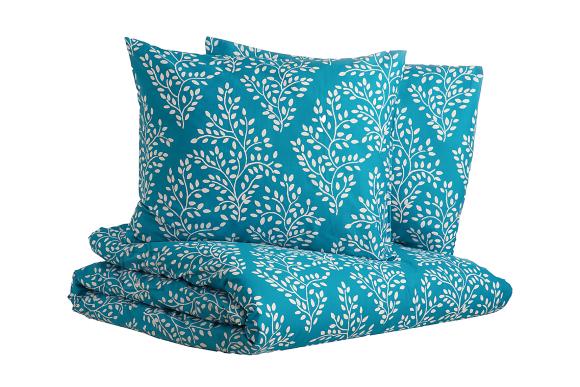 Tekstiilikompanii Voodipesukomplekt puuvill-satään, 150x210, 2x50x60 cm, KENDALL