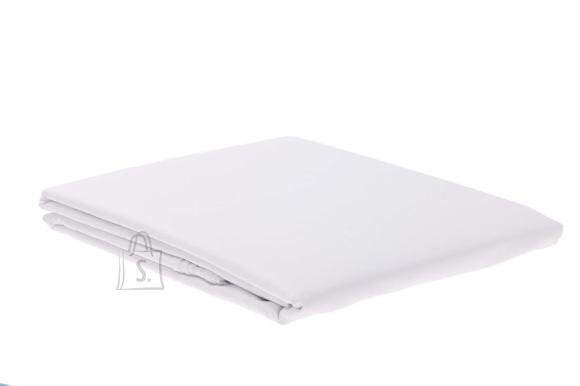 Tekstiilikompanii Voodilina puuvill-satään 240x260 cm, valge
