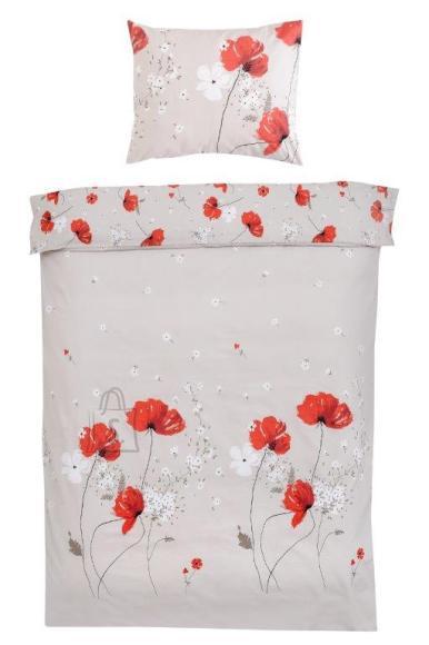 Tekstiilikompanii Voodipesukomplekt 150x210 / 50x60 cm, POISON