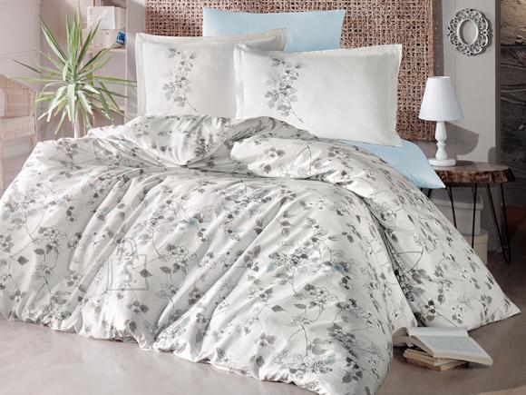 Tekstiilikompanii Voodipesukomplekt puuvillane 150x210 / 50x60 cm, NODE