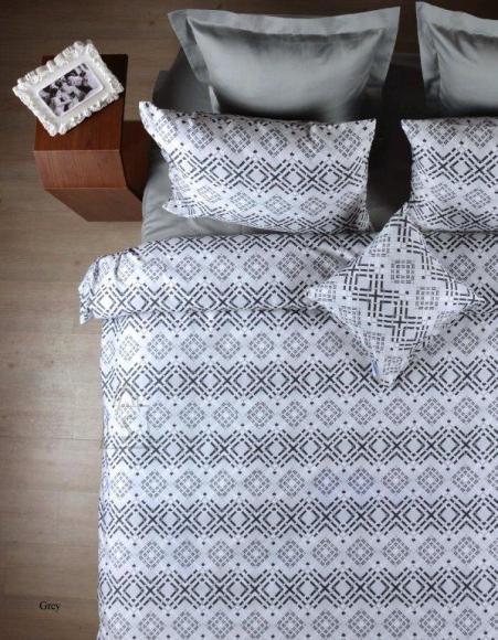 Tekstiilikompanii Voodipesukomplekt puuvill-satään 150x210 / 50x60 cm, MORRIS