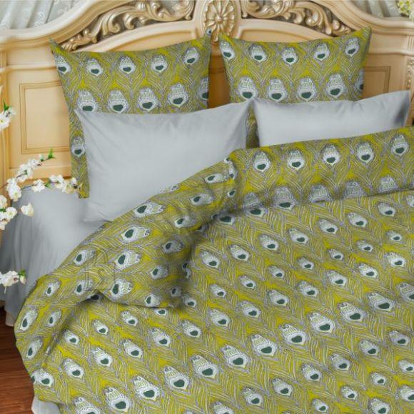 Tekstiilikompanii Voodipesukomplekt puuvillane 150x210/50x60 cm, PAVLIN