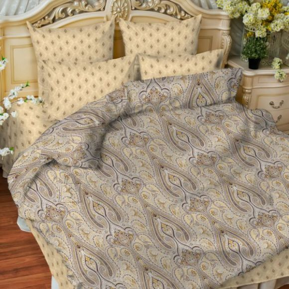 Tekstiilikompanii Voodipesukomplekt puuvillane 150x210/50x60 cm, TAILORE SWIFT