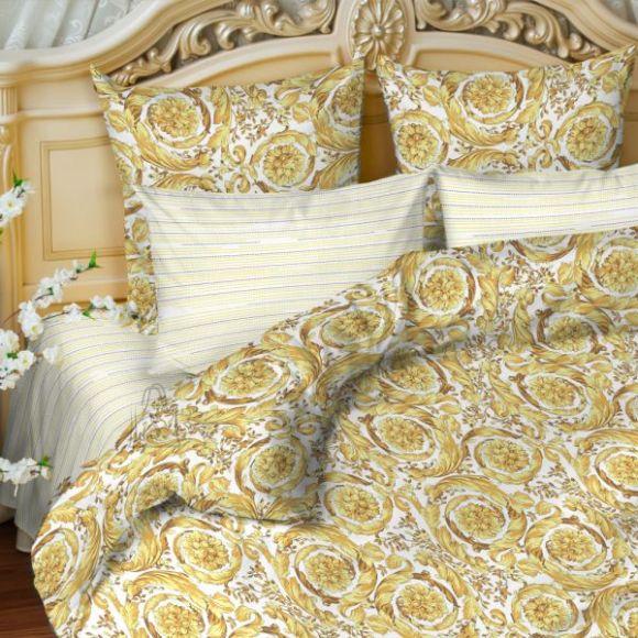 Tekstiilikompanii Voodipesukomplekt puuvillane 150x210/50x60 cm, WHITE