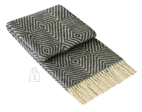 Tekstiilikompanii Pleed 100% vill 130x190 cm, ZEELAND hall
