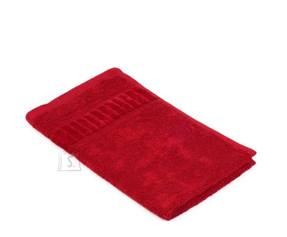 Tekstiilikompanii Froteerätik 30x50 cm, BIO puuvill, punane