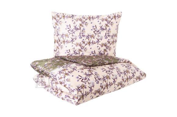 Tekstiilikompanii Tekikott puuvill-satään 150x210 cm, RACHEL roosa