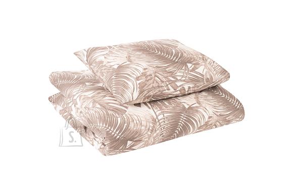 Tekstiilikompanii Voodipesukomplekt 220x210, 2 tk 50x60 cm / PUMA helepruun