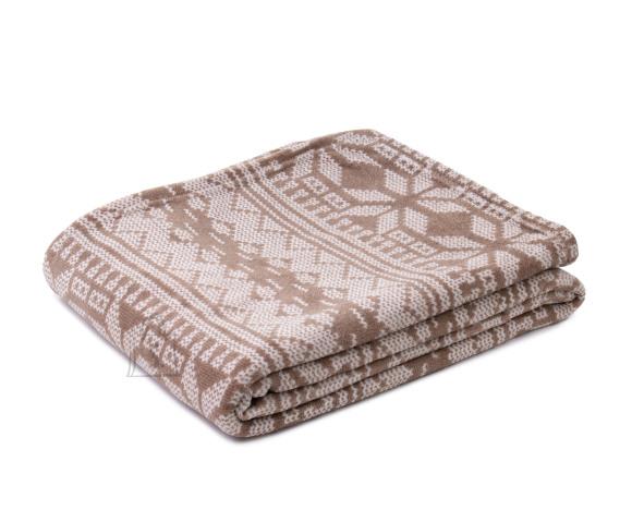 Tekstiilikompanii Pleed TALVENAUDING 150x200 cm, beež
