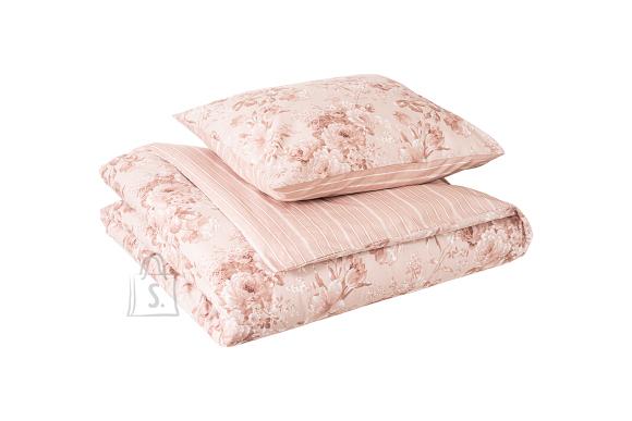 Tekstiilikompanii Voodipesukomplekt puuvillane 150x210, 50x60 cm / PORTO beež