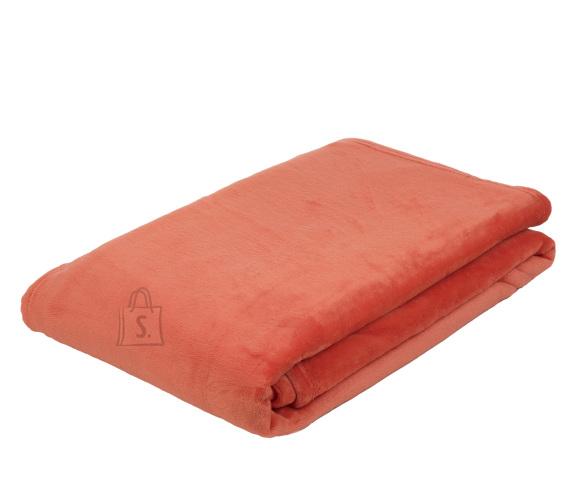 Tekstiilikompanii Pleed tekk MEMPHIS 180x220 cm, oranž