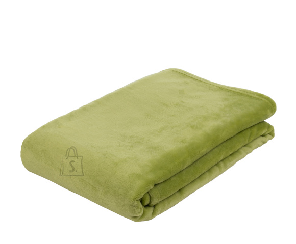 Tekstiilikompanii Pleed tekk MEMPHIS 180x220 cm, roheline